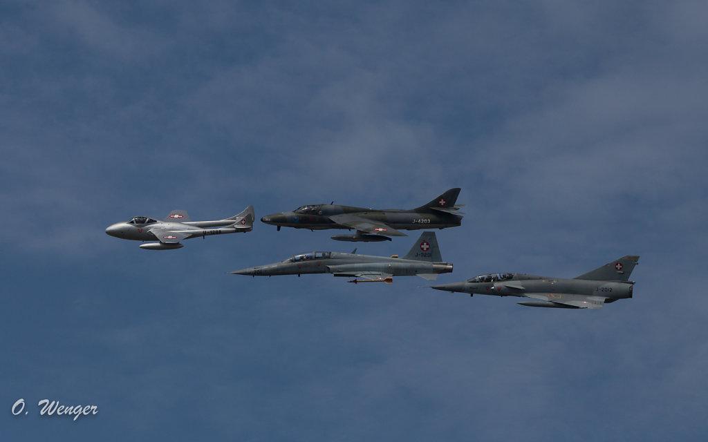 Vintage squadron