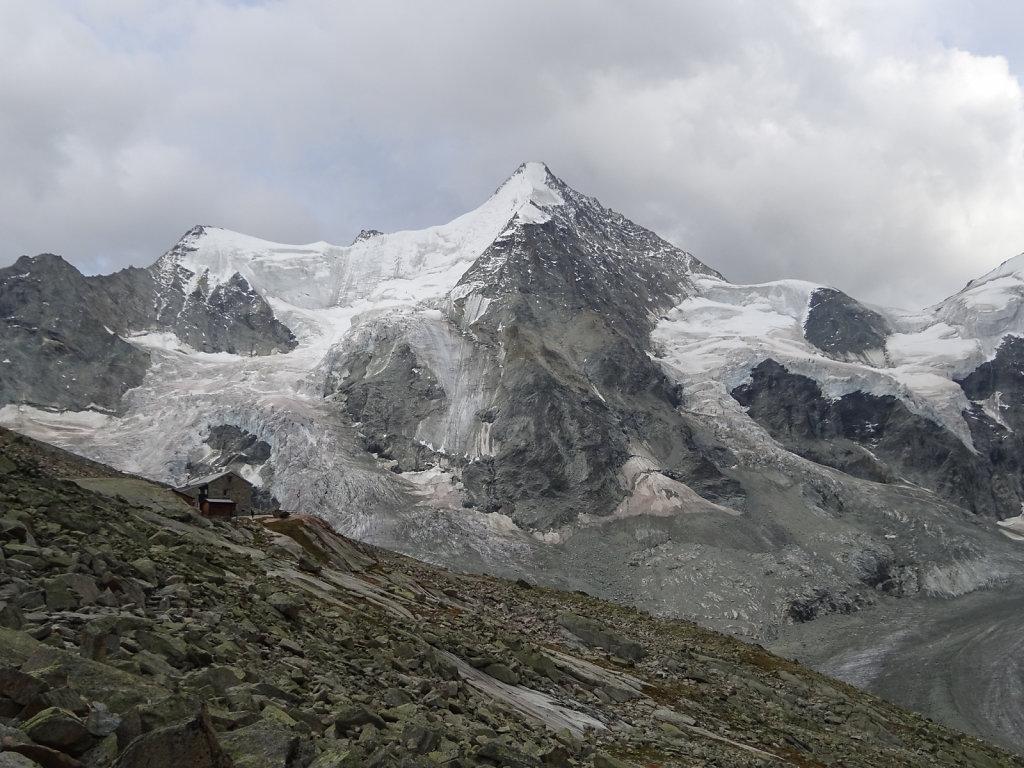 Cabane du Grand Mountet